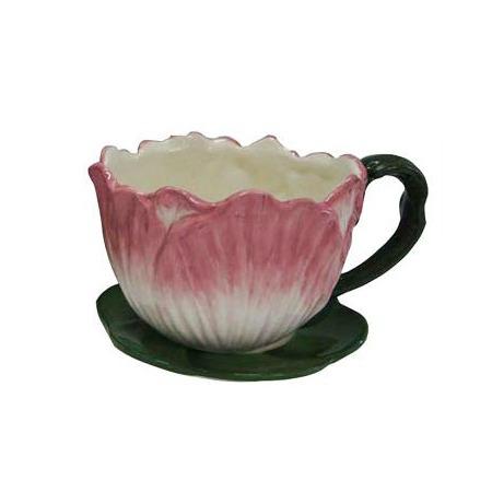 Купить Кашпо декоративное Valenсia «Цветок лотоса»