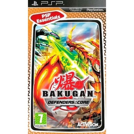 Купить Игра для ps SONY Portable Bakugan: Defenders of the Core. Essentials