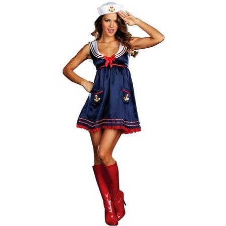 Купить Костюм морячки Dear girl «Sailor mine»