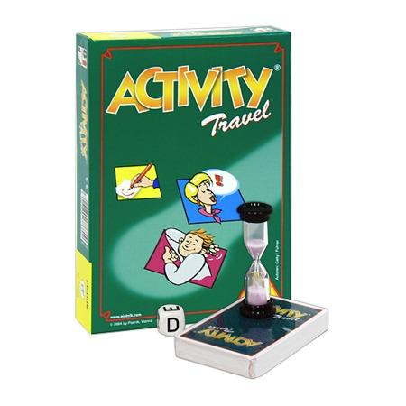 Купить Игра настольная для компании Piatnik «Activity Travel»