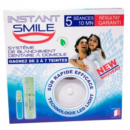 Купить Набор для отбеливания зубов White and Smile System Instant Smile