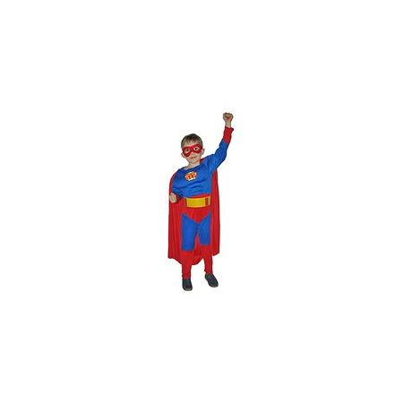 Купить Супермен с мускулаторой, рост 130-140