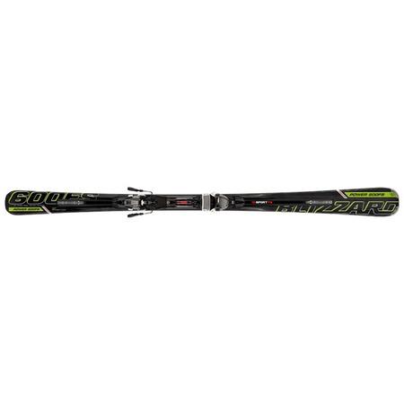 Купить Лыжи горные Blizzard Power 600 Fullsusp.IQ+Power11 (2013-14)