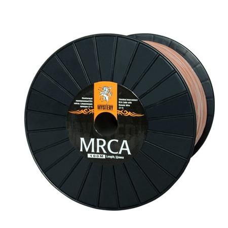 Купить Кабель rca межблочный с управляющим проводом Mystery MRCA
