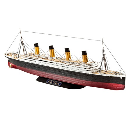 Купить Сборная модель парохода Revell R.M.S. Titanic