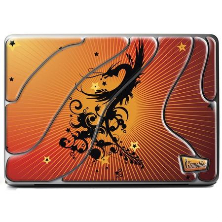 Купить Наклейка 3D для ноутбука Gizmobies Dragon Turbulence