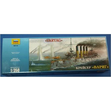 Купить Сборная модель Звезда крейсер «Варяг»