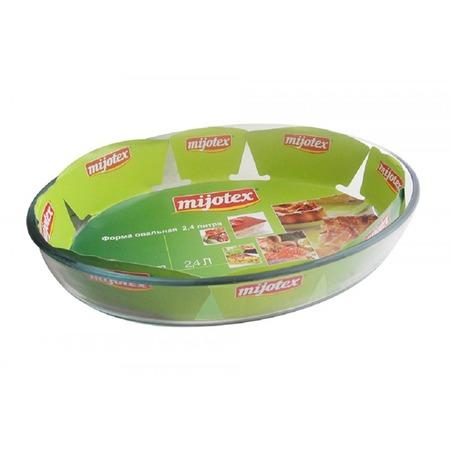 Купить Форма для запекания овальная Mijotex PL
