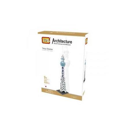 Купить Конструктор - игровой набор Loz «Небесное дерево Токио»