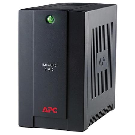 Купить Источник бесперебойного питания APC BC500-RS