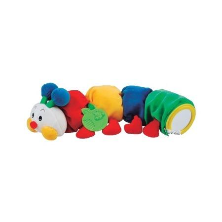 Купить Развивающая игрушка K'S Kids Гусеничка с прорезывателем