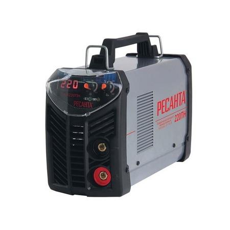 Купить Сварочный аппарат инверторный Ресанта САИ220ПН