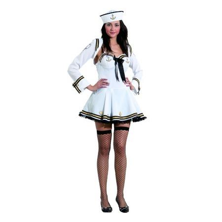 Купить Костюм карнавальный женский Шампания «Помощница капитана»