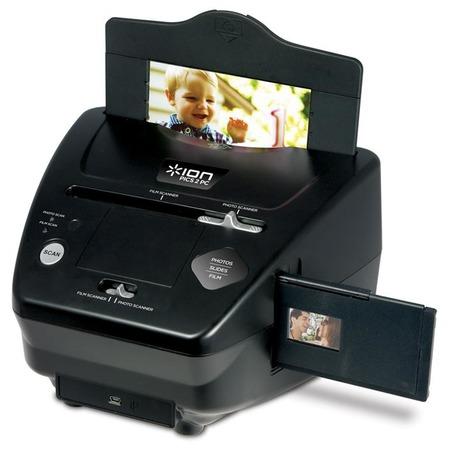 Купить Сканер USB фотопленки и слайдов ION PICS2PC