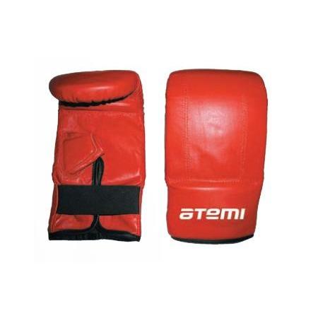 Купить Перчатки снарядные ATEMI 03-006 красные