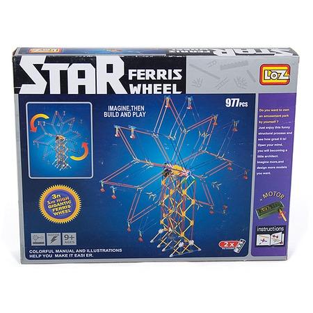 Купить Конструктор - игровой набор Loz «Звезда»