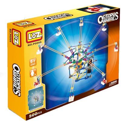 Купить Конструктор - игровой набор Loz «Карусель»