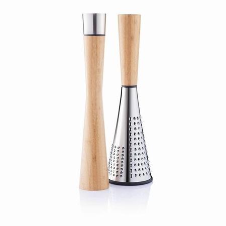 Купить Терка для сыра и мельница для перца XD design Tower&Spire