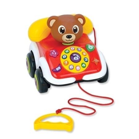 Купить Телефон игрушечный Zhorya «Умный Я» Х75240