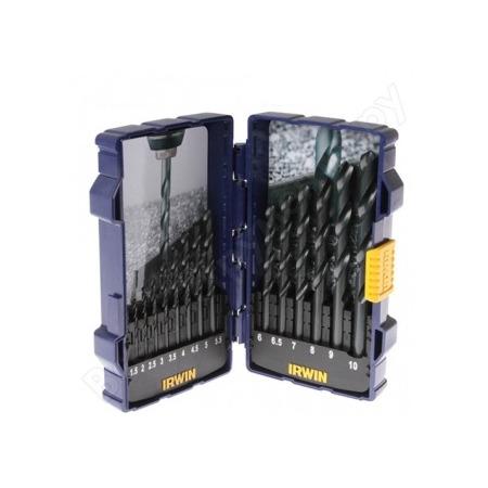 Купить Набор сверл по металлу IRWIN HSS PRO 15 шт