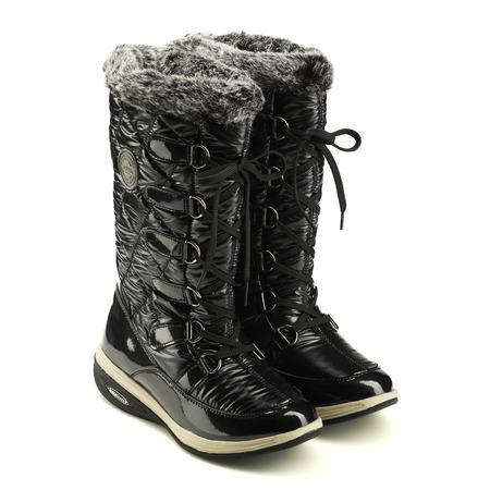 Купить Сапоги зимние Walkmaxx Snow Boots. Цвет: черный