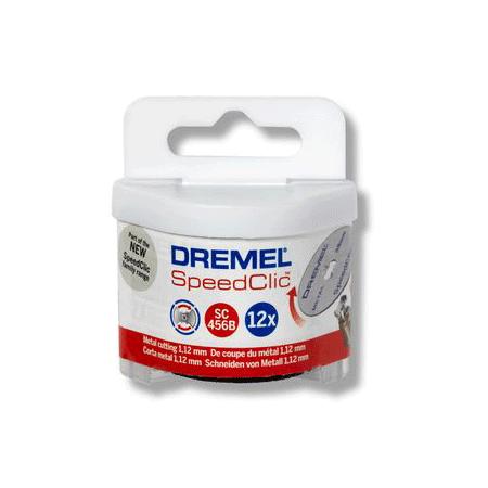 Купить Набор дисков отрезных Dremel SC456