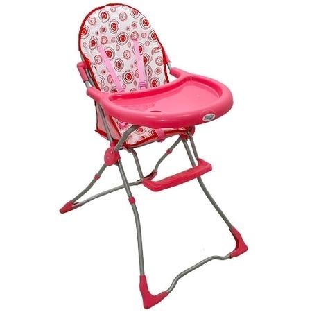 Купить Стол-стул BARTI с двойной столешницей С-Н-3 розовый