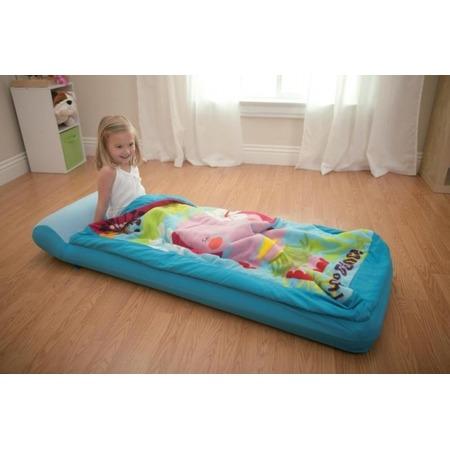 Купить Матрас надувной детский с покрывалом Intex 66802