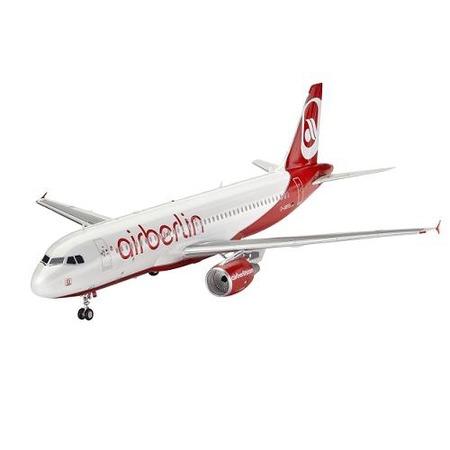 Купить Сборная модель пассажирского самолета Revell Airbus A320 AirBerlin