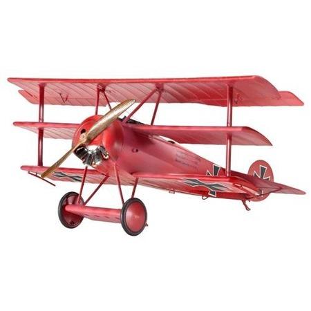 Купить Сборная модель самолета Revell Fokker Dr. I
