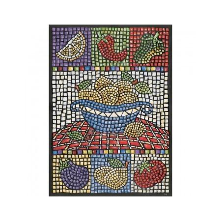 Купить Бумага для декупажа Finmark Decoupage «Мозаичные фрукты»