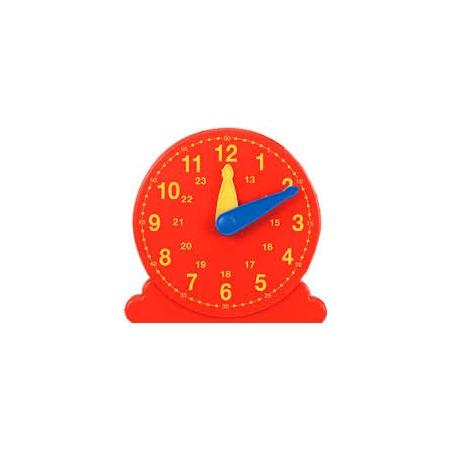 Купить Конструктор развивающий Gigo «Маленькие часы»