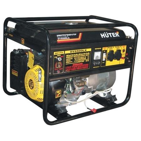 Купить Электрогенератор Huter DY6500LXA