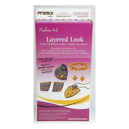 Купить Набор из пластика для изготовления 3-х украшений Polyform Products Company PP-K34082