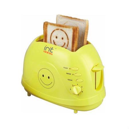 Купить Тостер электрический Irit Улыбка