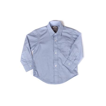 Купить Рубашка детская Appaman The Standard Buttondown. Цвет: голубой