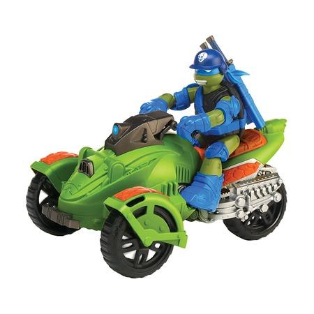Купить Трехколесный вездеход с фигуркой Nickelodeon «Черепашки-Ниндзя»