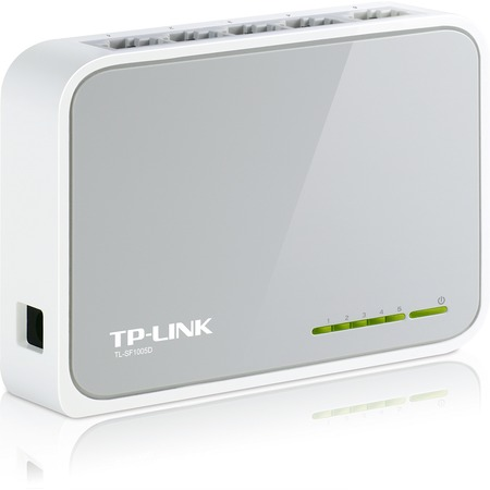 Купить Коммутатор TP-Link TL-SF1005D