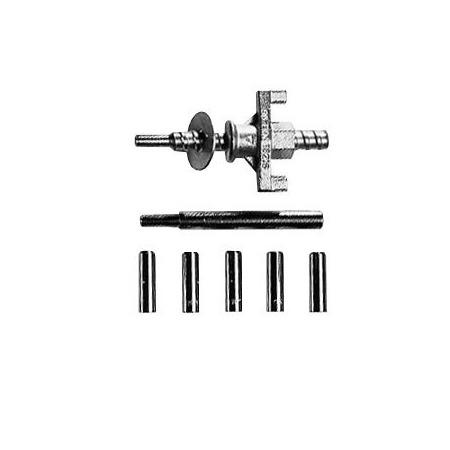 Купить Набор из креплений и системы сверления в бетоне Bosch 2607000744