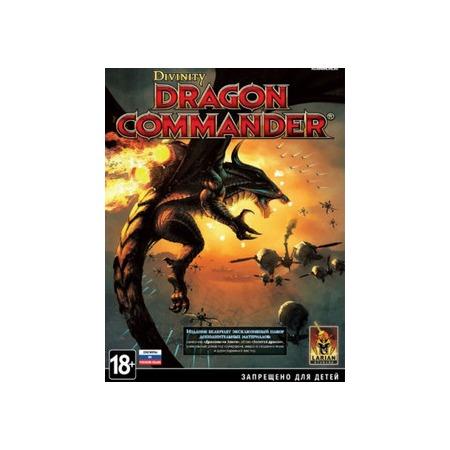 Купить Игра для PC Divinity: Dragon Commander. Подарочное издание (rus sub)