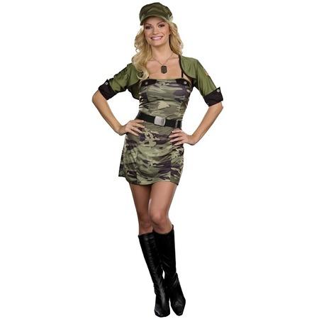 Купить Костюм милитари Dear girl «Army Cadet»