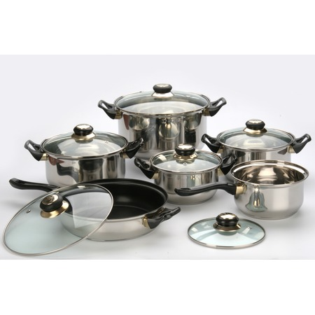 Купить Набор посуды Mayer&Boch «Кулинарные шедевры». Количество предметов: 12