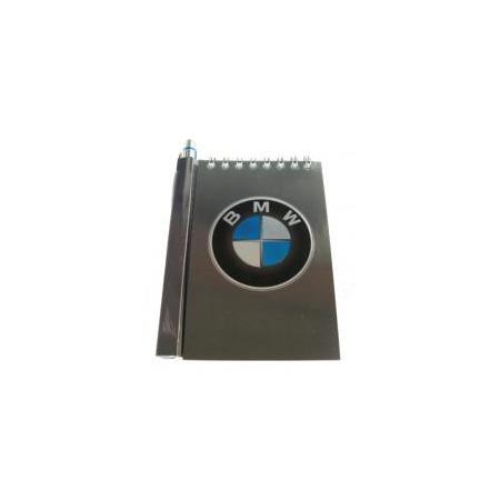 Купить Автомобильный блокнот с магнитом BMW