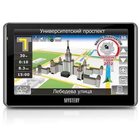 Купить Навигатор портативный Mystery MNS-410MP