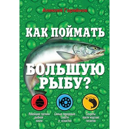 Купить Как поймать большую рыбу?