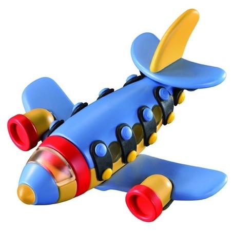 Купить Конструктор игровой Mic-o-mic Самолет реактивный малый