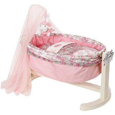 Купить Колыбель с ночником Zapf Creation Baby Annabell