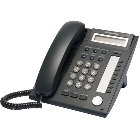 Купить Телефон системный Panasonic KX-DT321RU-B
