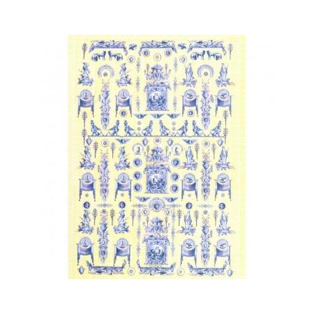 Купить Бумага для декупажа Finmark Decoupage «Классический дизайн 2»