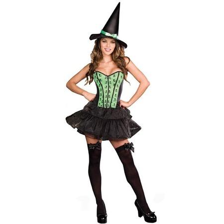 Купить Костюм ведьмы Dear girl «Under my spell»
